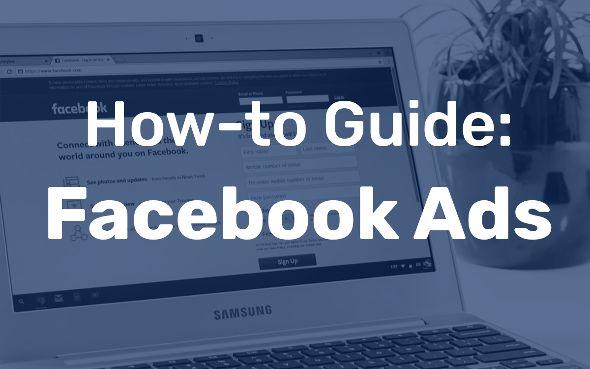 facebook ads how to guide