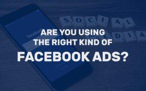proper facebook ads