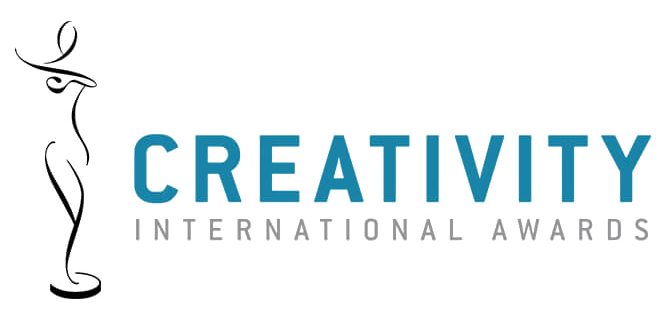 Creativity International Award Winner for Website Design