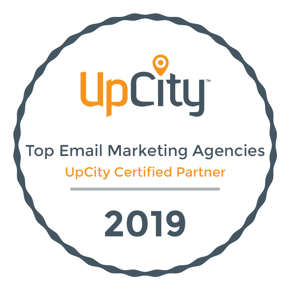 UpCity Top Email Marketing Agency Certified Partner