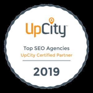 UpCity Top SEO Agency Certified Partner