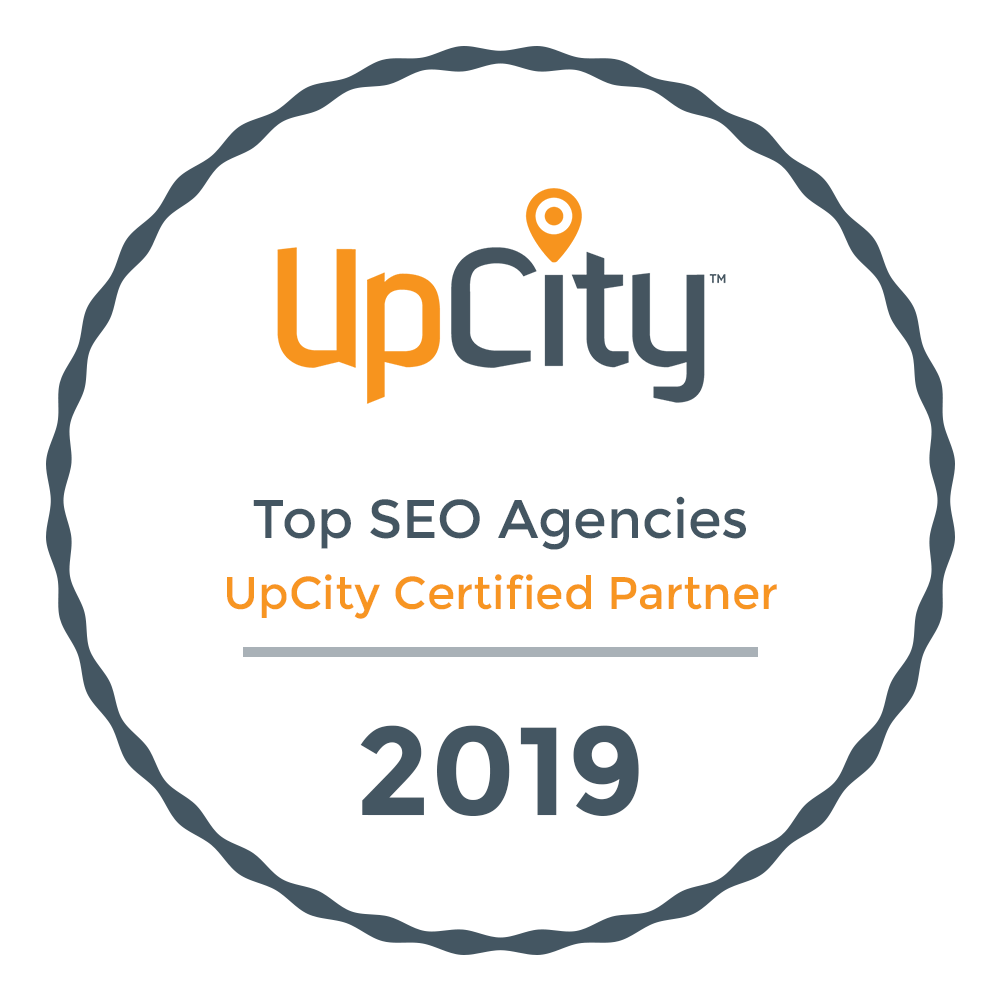 UpCity Top SEO Agency Certified Partner