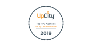 UpCity Top PPC Agency Certified Partner