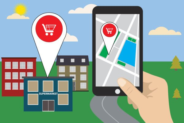 local digital marketing graphic