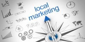 local marketing graphic