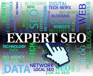 SEO Services word map
